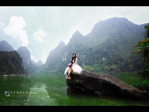 Clip cưới Flycam Ninh Bình
