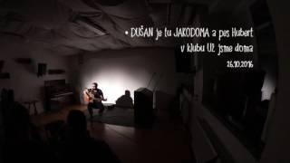 Video Hudební pes Hubert a DUŠAN je tu JAKODOMA aneb Dušan a pes