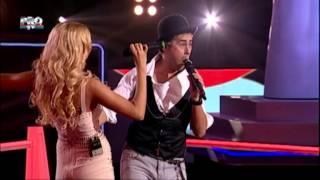 Alin & Emilia - Let's get it on (Marvin Gaye) - Vocea Romaniei 2014 - Confruntari 2 - Editia 9
