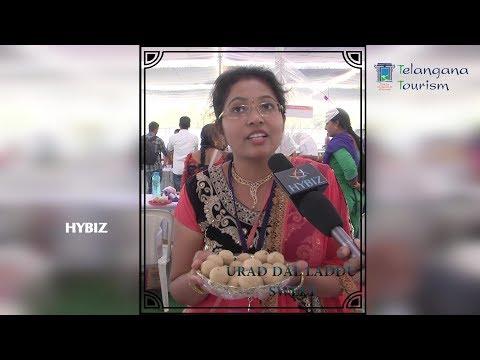 , Sweet Festival Hyderabad-Pallavi from Maharashtra