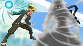 Top 10 Wind Release User In Naruto & Boruto