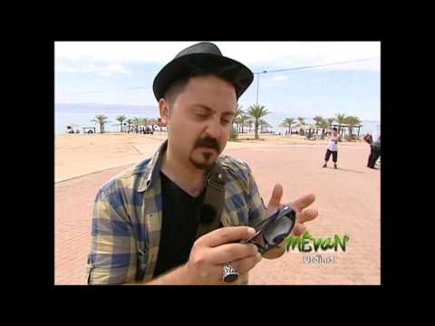 حلقات قناة دنيا TV خلال زيارتها للاردن 3