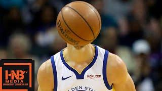 Golden State Warriors vs Charlotte Hornets Full Game Highlights | Feb 25, 2018-19 NBA Season