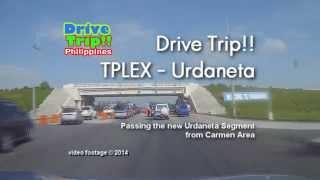 Urdaneta Philippines  city pictures gallery : Drive Trip!! - TPLEX Urdaneta Segment / Philippines