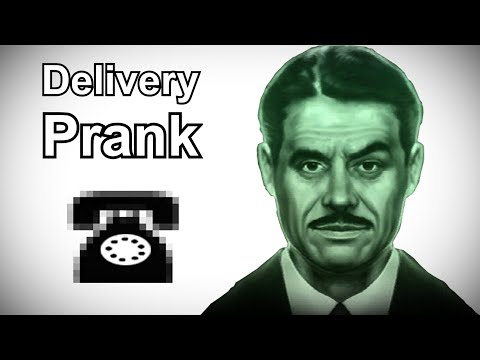 Mr. House Calls a Courier Service - Fallout New Vegas Prank Call