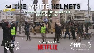White Helmets Terrorist Links Fully Exposed - aka White Hell's Mutt's (Graphic)