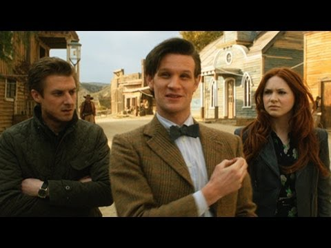 Doctor Who Season 7 Trailer
