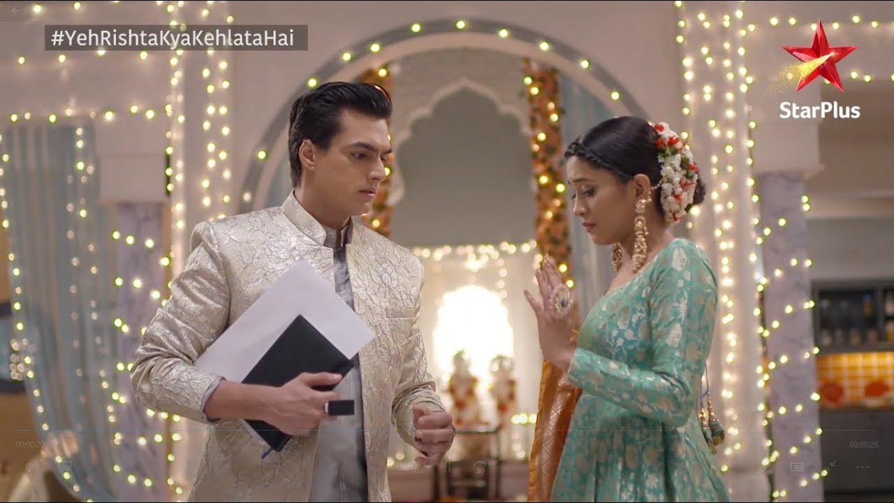 Yeh Rishta Kya Kehlata Hai |  Destined to be together?
