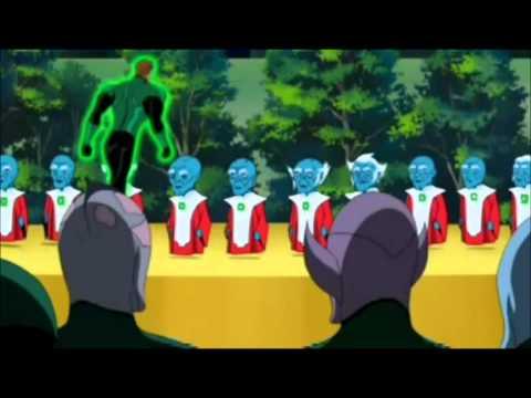 green lantern Oath HD