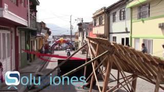 Downhill Urbano Manizales 2016