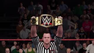 WWE NO MERCY John Cena vs Dean Ambrose vs Dolph Ziggler WWE World Championship