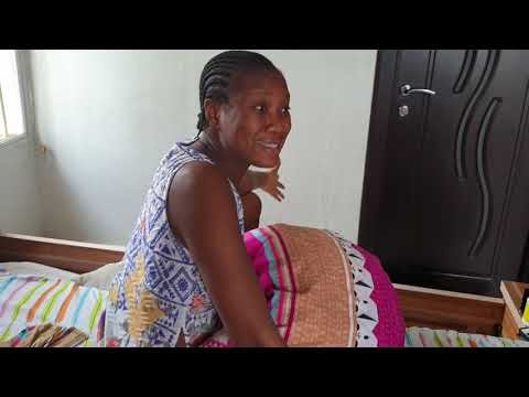 CHINENYE  NNEBE IS MAD AT HER MUM,UCHENANCY  FOR GIVING BIRTH TO HER IN NIGERIA TO SUFFER