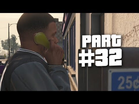 Grand Theft Auto 5 Gameplay Walkthrough Part 32 - The Juror (GTA 5)