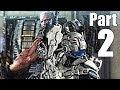 Vanquish Gameplay Walkthrough Part 2 act 2 Missions 1 6
