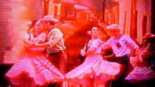 Folklore Salvadoreño Juanita De Mis Amores. Ballet Folklorico Nac De El Salvador.