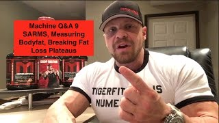 Marc Lobliner addresses:1) Insurgent in Australia2) Breaking a fat loss plateau 3) SARMS4) Mobility Floss5) Total Carbs vs Net Carbs6) FST-77) Measuring BodyfatSupport Marc and Shop at http://www.tigerfitness.comSubscribe to this channel now! http://youtube.com/tigerfitness Related Videos:How Many Days a Week to Train For Best Results: https://www.youtube.com/watch?v=uUqI6dcZt8cMachine Q&A 5  Meal Timing, Fat Loss, Low Rep Training, Reverse Dieting: https://www.youtube.com/watch?v=wy9x5tIYPBQWhat Is the Keto Diet And Is It Right for You?: https://www.youtube.com/watch?v=JxnQyLroxKU&t=38sFacebook: http://www.facebook.com/tigerfitness and http://www.facebook.com/tigerfitnessonlineTwitter: https://twitter.com/MarcLobliner and https://twitter.com/tigerfitnesscomInstagram: https://www.instagram.com/marclobliner/ and https://www.instagram.com/tigerfitness/ I am Marc Lobliner, CEO of MTS Nutrition. MTS Nutrition is more than just a supplement line to me. It's my story. It has a meaning and a purpose. Each MTS Nutrition product embodies my passion for health and fitness, and echoes the struggles of my past and the lives that my products help to change on a daily basis.  Business Inquiries: Email marc@mtsnutrition.com