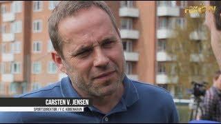 Sportsdirektør Carsten V. Jensen er stolt af den præstation spillerne og staben omkring holdet har leveret for F.C. København i...