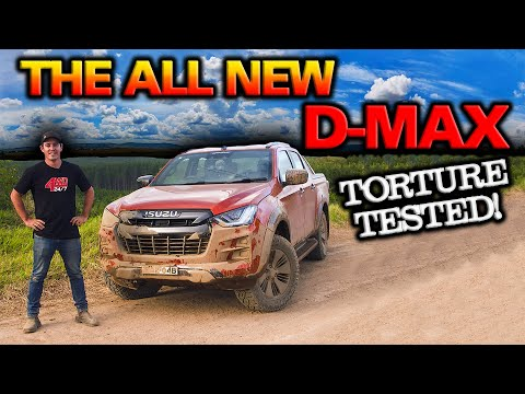 2021 ISUZU D-MAX vs OLD - is it REALLY better? Dyno runs, Suspension pulled apart - Experts tell all