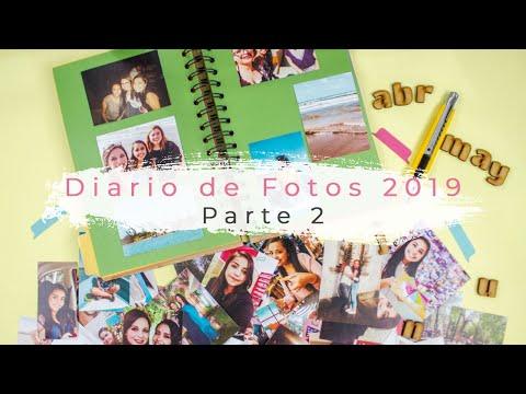 Fotos de amor - Diario de Fotos 2019 Parte 2 // Sayil DIY