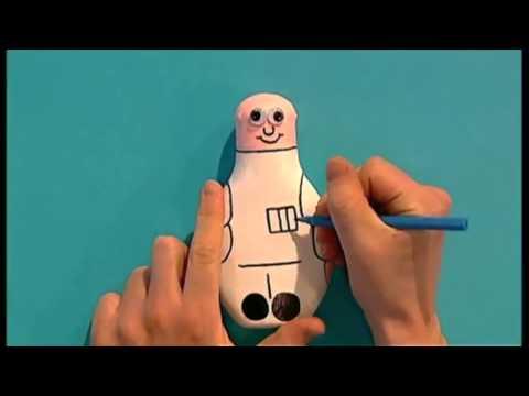 Mister Maker | Space Skittles Make