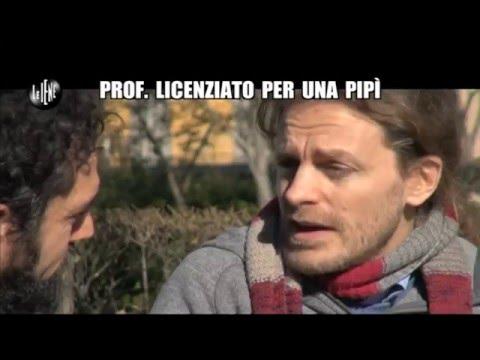 Le Iene a Bergamo per il prof Rho