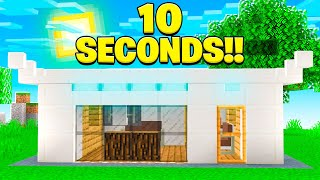I ONLY HAVE 10 SECONDS TO DO EVERYTHING...