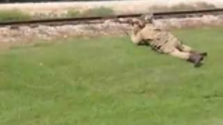 Palestine (TX) United States  City pictures : World War II Mock Battle - Texas State Railroad, Palestine, TX