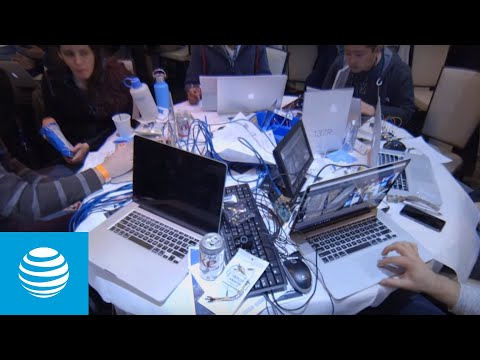 The Best Hackathon Yet - 2016 AT&T Developer Summit