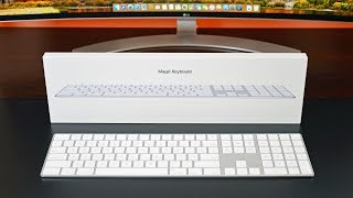 Brief look at the new Apple Magic Keyboard with Numeric Keypad available for $129.Link: https://goo.gl/PqdStvThanks for Watching▶Subscribe: http://goo.gl/UEhJs▶Facebook: http://www.facebook.com/DetroitBORG▶Twitter: http://www.twitter.com/DetroitBORG▶Snapchat: https://www.snapchat.com/add/thedetroitborg▶Instagram: http://www.instagram.com/DetroitBORG