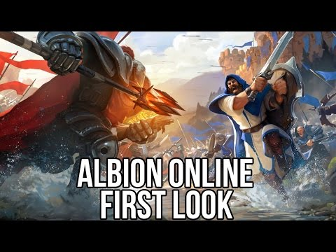 Albion Online (Free MMORPG): Watcha Playin'? Gameplay First Look