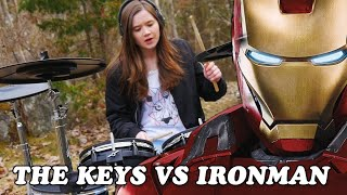 Download Lagu Ironman All best Suit Up & The Kays | Alan Walker - The Spectre - Drum Cover | By TheKays | Editing Mp3