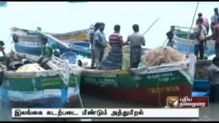 14 Indian fishermen imprisoned: Lanka Navy violation again