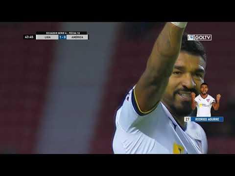 ЛДУ Кито - America de Quito 1:0. Видеообзор матча 19.07.2019. Видео голов и опасных моментов игры