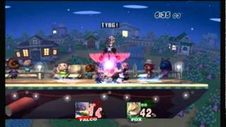 Genesis 2 – DEHF (Falco) vs. Trevonte (Fox)