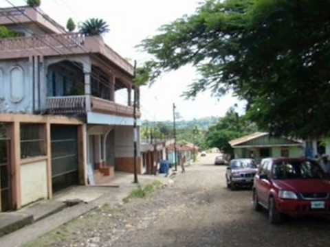 San Antonio de Cortés Honduras Video