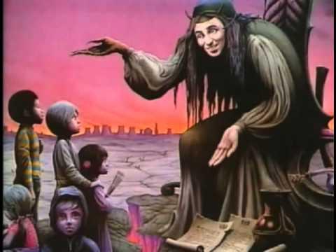 Doorways to Danger Occult Scare Film (1990)