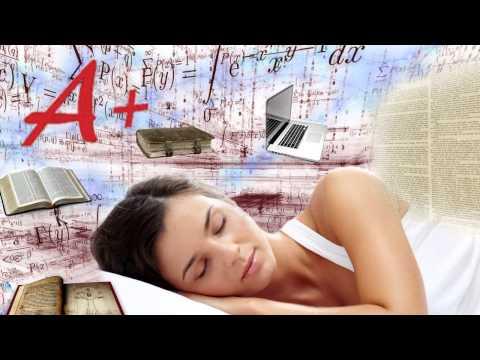♦Improve Your Memory While You Sleep♦ Study Sleep Music, Alpha+Delta BiNaural Beats = Concentration