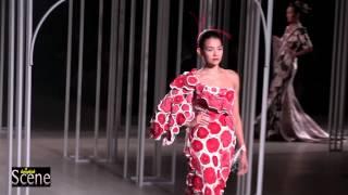 Yumi Katsura Show At Couture Fashion Week In Bangkok. Movie By Paul Hutton, Bangkok Scene