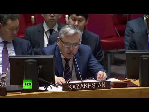 Заседание Совбеза ООН по ситуации на Ближнем Востоке - DomaVideo.Ru