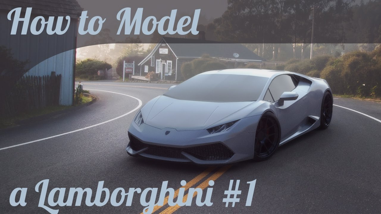 3d animating car model maya tutorial