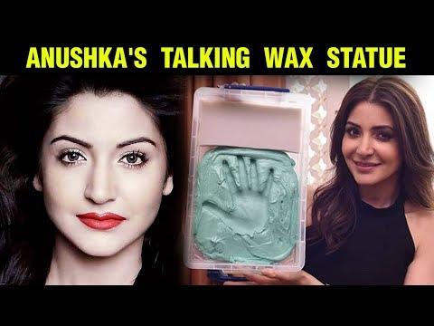 Anushka Sharma Gets FIRST Talking Statue In Singap