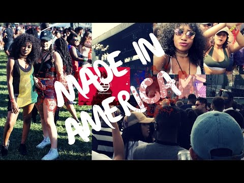 MADE IN AMERICA VLOG: CRAZIEST CONCERT EVER!