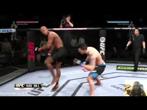 UFC – UFC Gameplay – KNOCK OUT ARTIST! | UFC KNOCKOUTS | UFC 2014