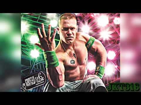 Video John Cena Theme -''The Time Is Now'' With (Large Empty Hall Arena Effects) + DL download in MP3, 3GP, MP4, WEBM, AVI, FLV January 2017