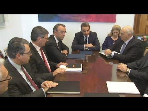 Κ. Μητσοτάκης: Επιβράβευση των συνεπών δανειοληπτών