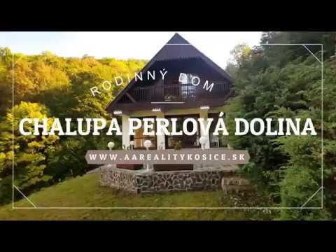 Chalupa, rekreačný domček, Gelnica – Video