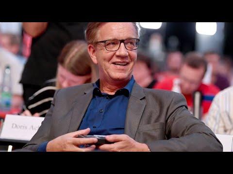 Linken- Fraktionschef Bartsch zur linken