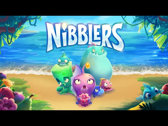 New! Nibblers – Fruit Match Puzzle: Google Play Trailer