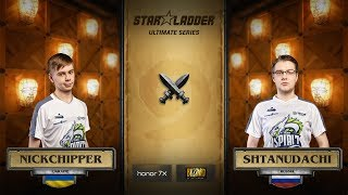 NickChipper vs ShtanUdachi, game 1
