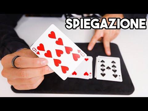 MAGIA VELOCE E SEMPLICE DA FARE / Spiegazione gioco di magia con le carte